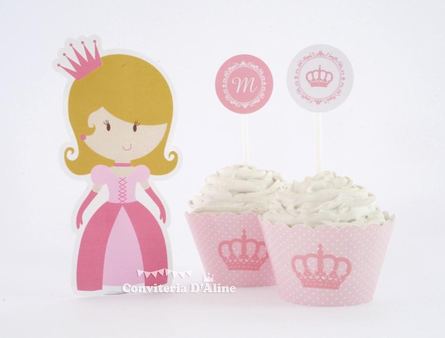 festa princesa rosa provençal