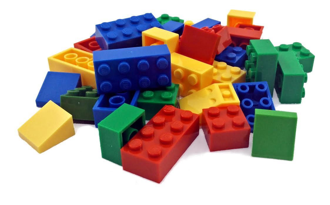 Post scriptum 2015 for Lego giganti arredamento