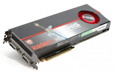 Ati Radeon HD 5970 Graphic Card for PC Gamer