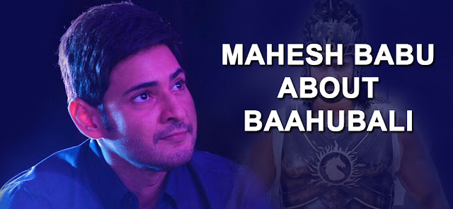 Maheshbabu Appreciated Baahubali,Maheshbabu about Baahubali ,Maheshbabu Tweets about Baahubali,Maheshbabu congratulated S.S.Rajamouli and Baahubali team,Maheshbabu appreciated Prabhas and Rana
