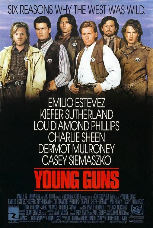 Những Tay Súng Trẻ - Young Guns - 1988