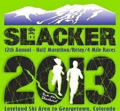 My Next Adventure: Slacker Half Marathon