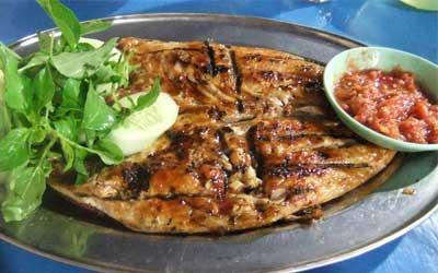 Resep Ikan Bakar Pedas Manis