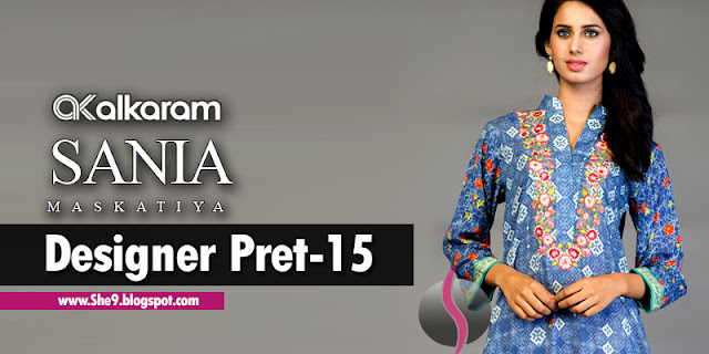 Sania Maskatiya Designer Pret for Midsummer