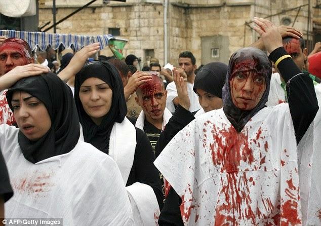 Η αγάπη του Ισλάμ οδήγησε τον πατέρα μιας κοπέλας να την δείρει μέχρι θανάτου επειδή της έπεσε η μαντίλα! Αυτή την κουλτούρα φέρνουν στις αποσκευές τους οι λαθρομετανάστες