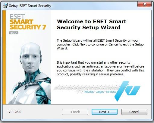ESET Smart Security Versión 7.0.317.4 Español