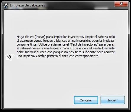 La Limpieza de los Cabezales consume Mucha Tinta ~ Reciclatoner de ...
