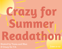 Crazy for Summer Readathon 2015