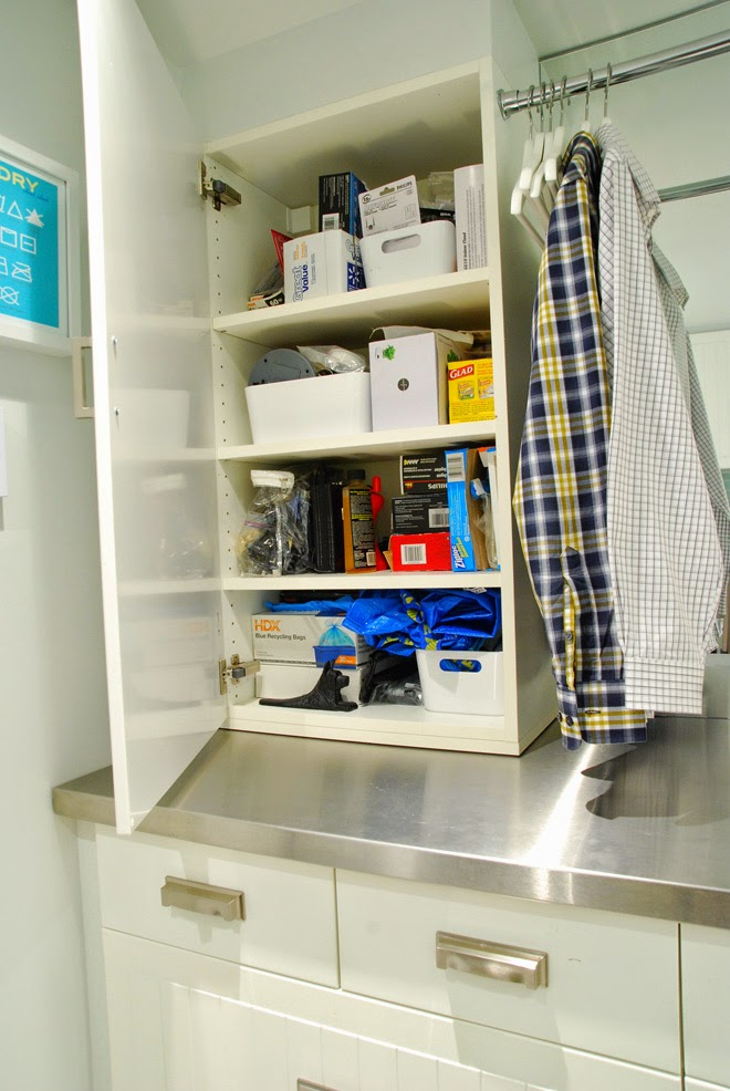 laundry room storage ikea cabinetry