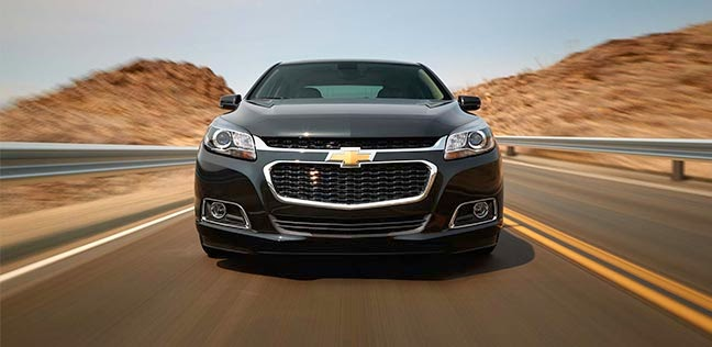 2014 Chevy Malibu Earns IIHS Top Safety Pick+ Rating