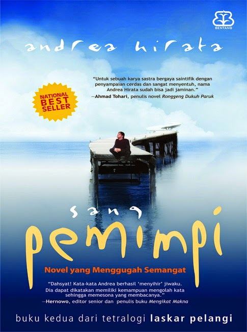 Download Novel Gratis Sang Pemimpi - Andrea Hirata