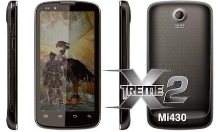 Harga HP Nexian Xtreme 2 Mi430 dan Spesifikasi Lengkap