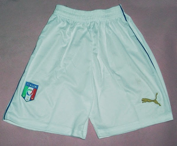 Jersey Kids Italia Home Piala Dunia 2014 - Bintang Lapangan