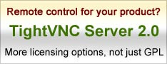 Kendalikan PC dengan TightVNC 2.0.3