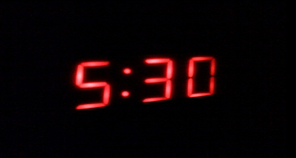 Here Is What Happens If You Wake Up at 5:30 am Every Day