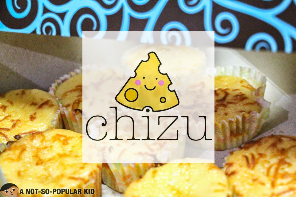 Chizu Cupcakes Philippines- cheese overload!