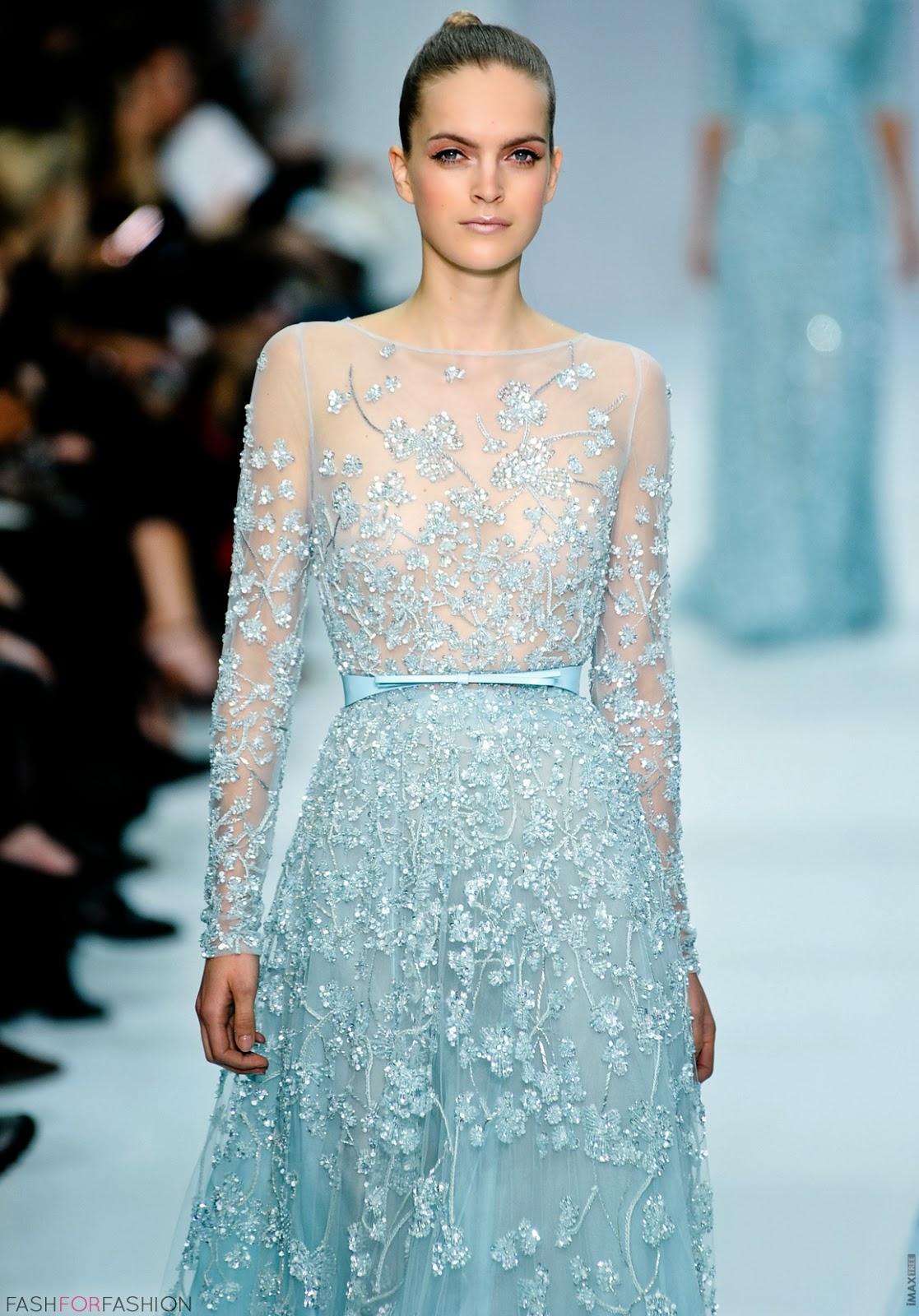 Unusual Elie By Elie Saab Wedding Dress Pictures Inspiration ...