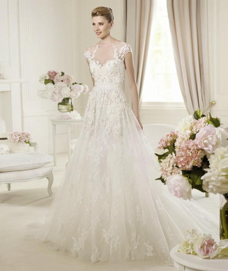 Passion for luxury elie saab wedding gowns 2014 for Elie saab wedding dress 2013