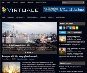 Virtuale Blogger