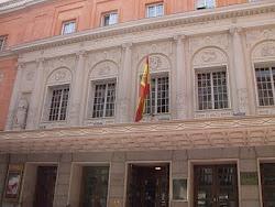 Enlace Web Teatro de la Zarzuela