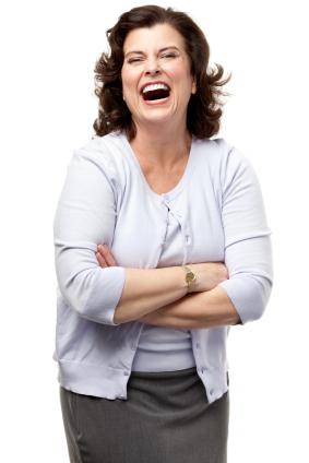 Make Beautiful Women Laugh
