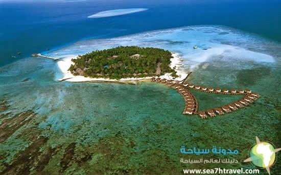منتجع اليماثا اكواتيك في المالديف