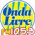 Ouvir a Rádio Onda Livre FM 105,3 de São Pedro - Rádio Online