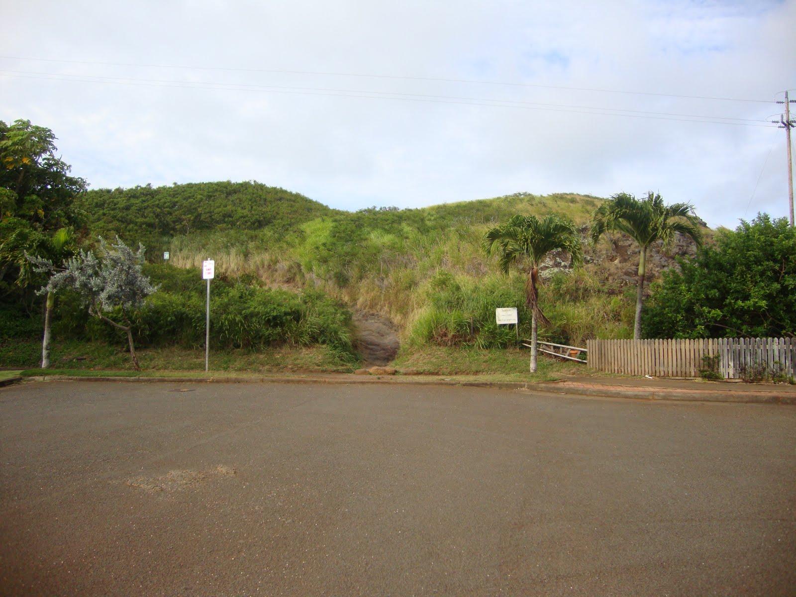 Ridge Hike Oahu Mariner's Ridge Hike