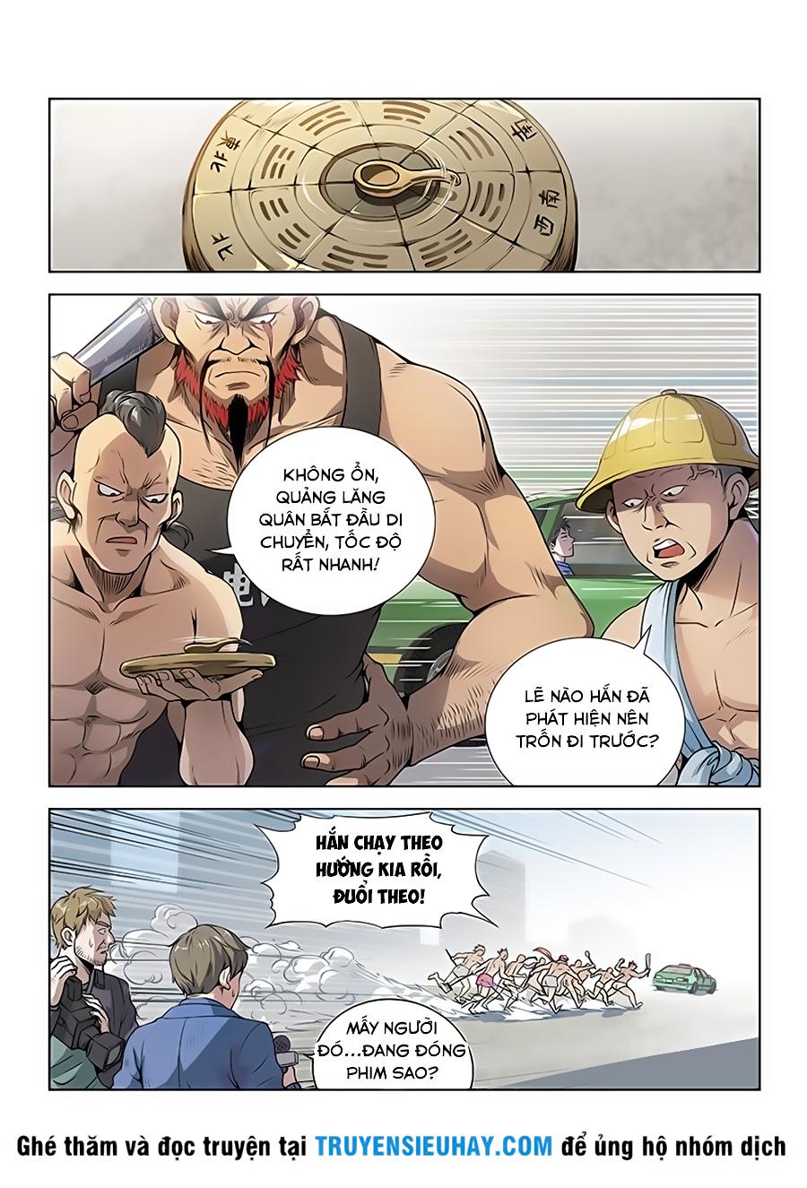 Ta Là Đại Thần Tiên - Chap 1