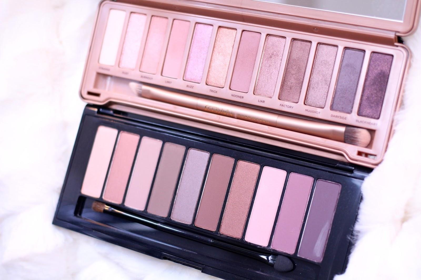 The Shop Diva Blog: NEW LOreal LA PALETTE NUDE 1 & 2 Palette