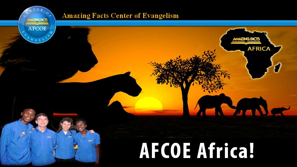 African Adventures!