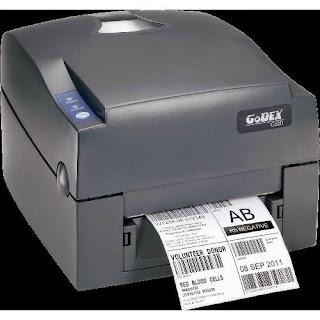 Hình ảnh máy in mã vạch godex G500