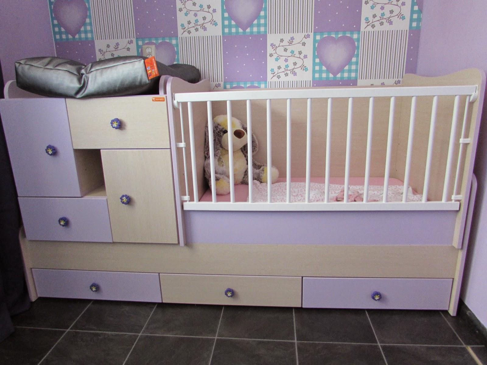Plafondlamp Babykamer Voorbeelden : Transformeerbare babykamers en in met schommel systeem