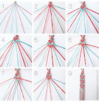 Friendship Bracelet Name Patterns4