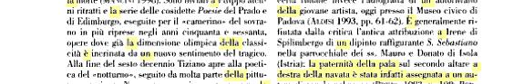 S.Sebastiano a Izola assegnato scuola palmesca