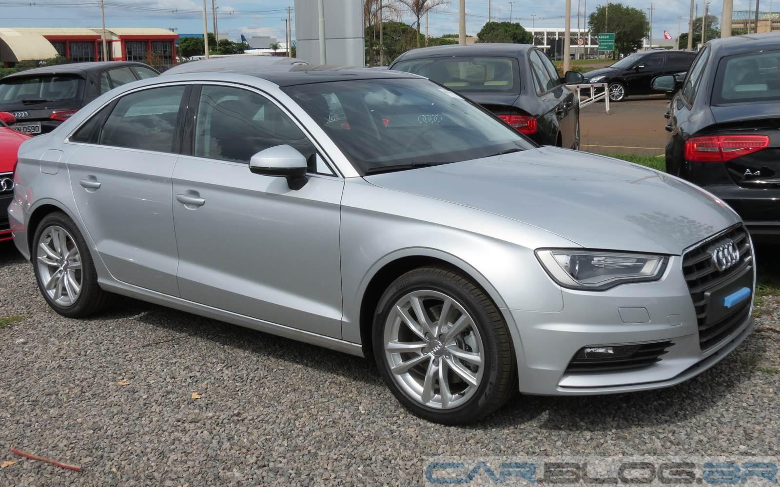 Audi A3 Cupe >> Audi A3 Sedan x BMW 320i x Mercedes CLA 200: comparativo | CAR.BLOG.BR