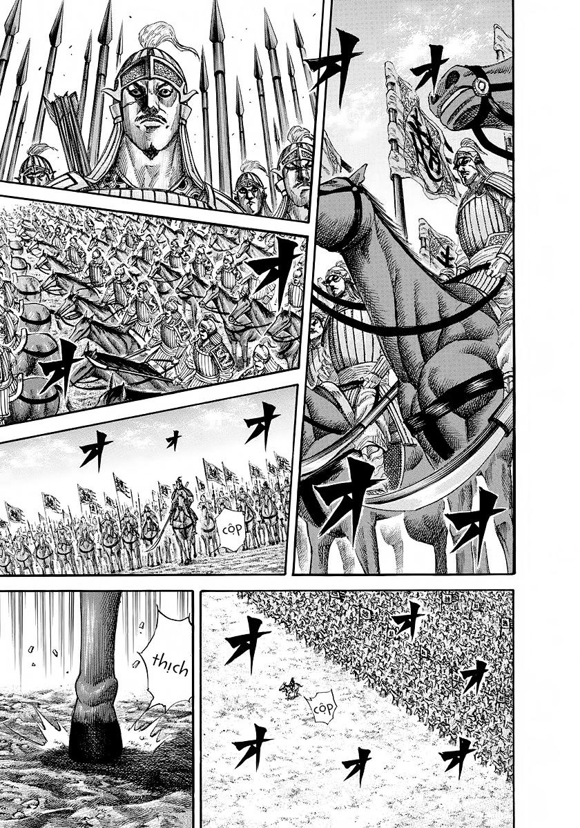 Kingdom – Vương Giả Thiên Hạ (Tổng Hợp) chap 167 page 6 - IZTruyenTranh.com