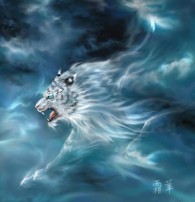Legenda Empat Hewan Legenda Penjaga Mata Angin