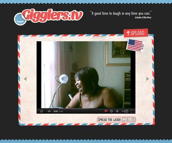 8 Website Terkenal yang Bisa Membuat Kamu Bahagia: Gigglers.tv