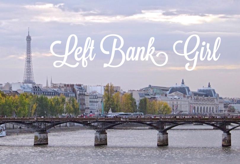 Left Bank Girl