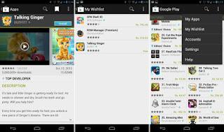 Update Fitur Baru di Google Play Android atau Play Store