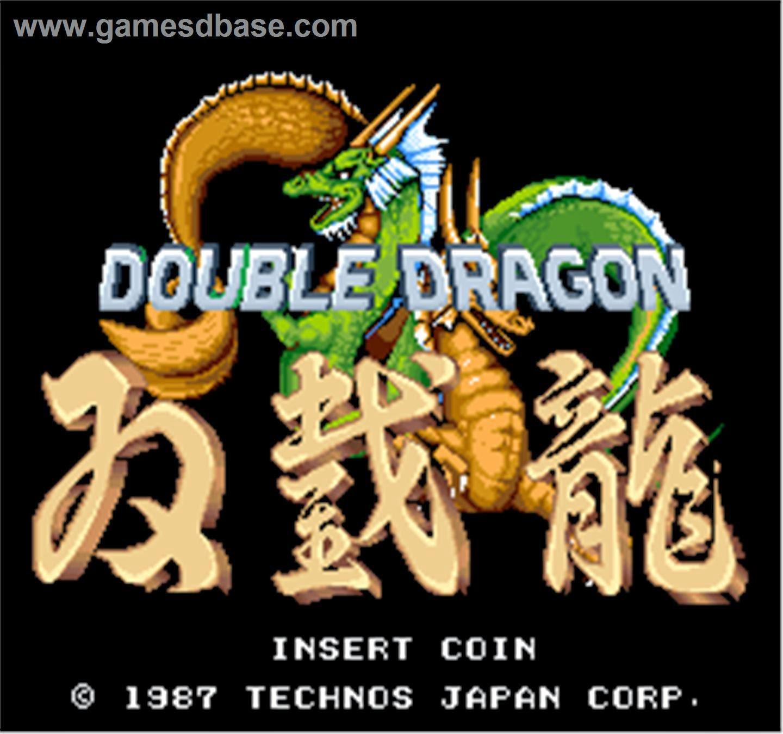 regarder double dragon
