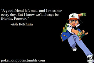 Pokemon Quotes
