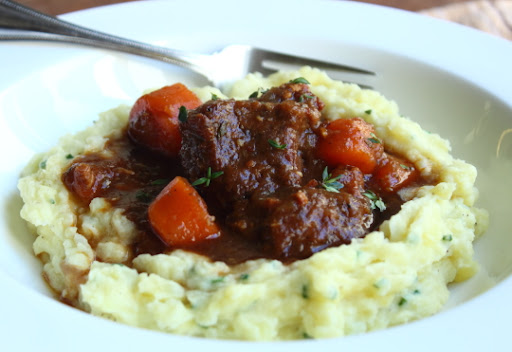 Beef & Guinness Stew – Drinking AND Eating Beer on St. Patrick's Day