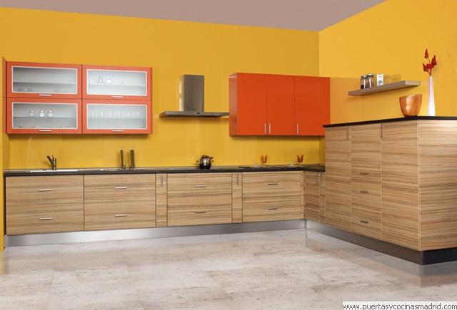 muebles cocinas madrid: