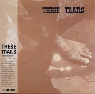 THESE TRAILS - THESE TRAILS (PP 1973) Kor mastering cardboard sleeve