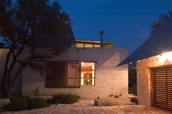 rumah batu sederhana untuk keluarga desain rumah modern