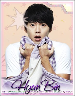 Foto Hyun Bin Secret Garden Korean Drama
