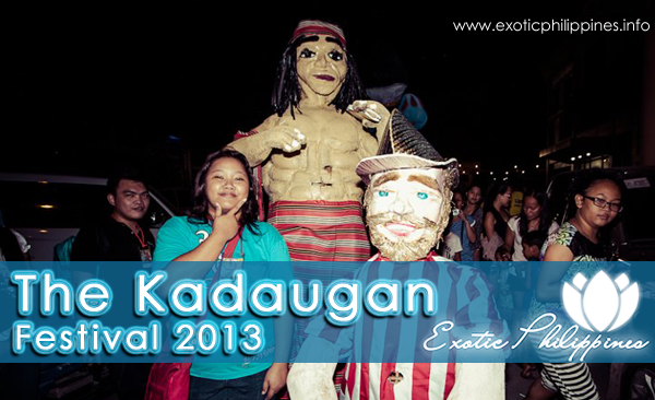 The Kadaugan Festival 2013