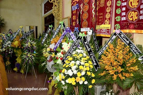 Lễ viếng Giác Linh Cố HT Thích Giác Dũng - Trang thông tin letang-16